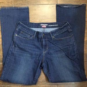 Denizen from Levi's Modern Bootcut Blue Jeans 12m